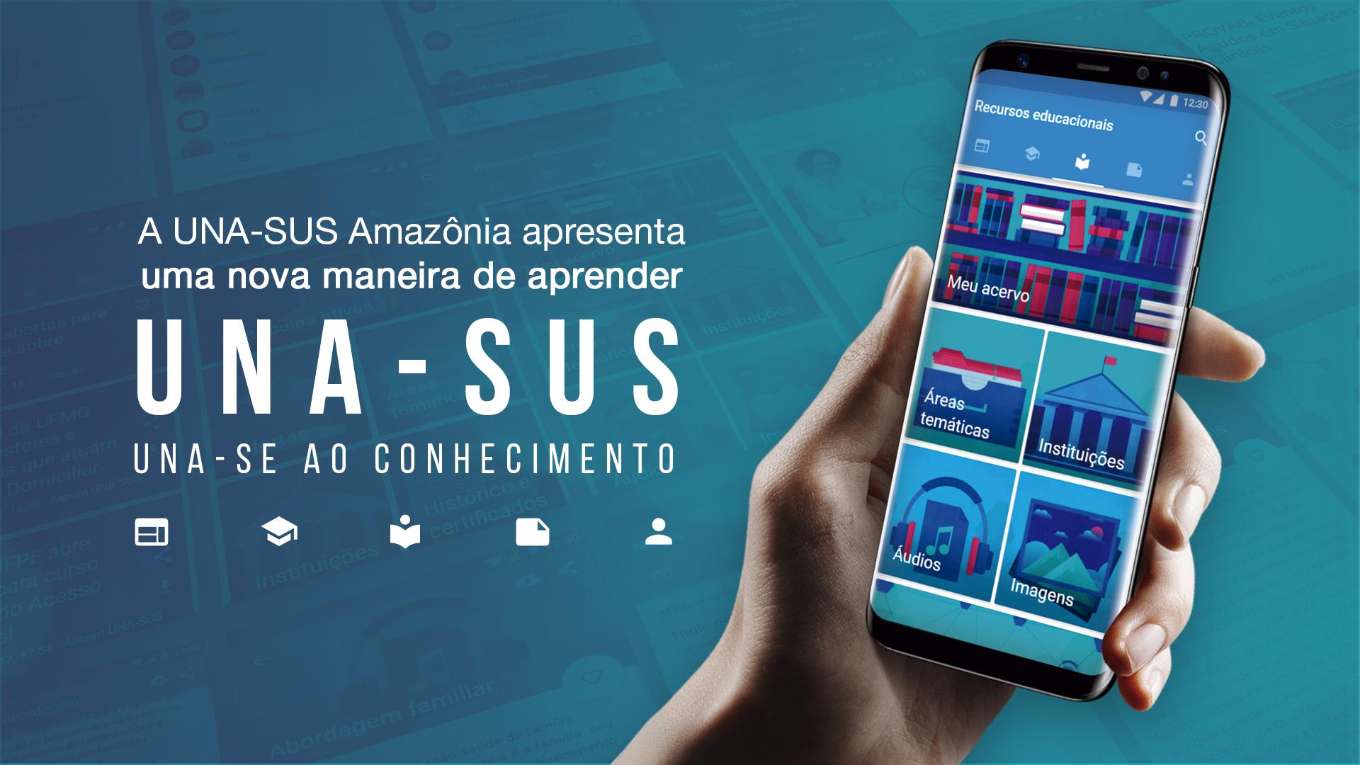 app unasus