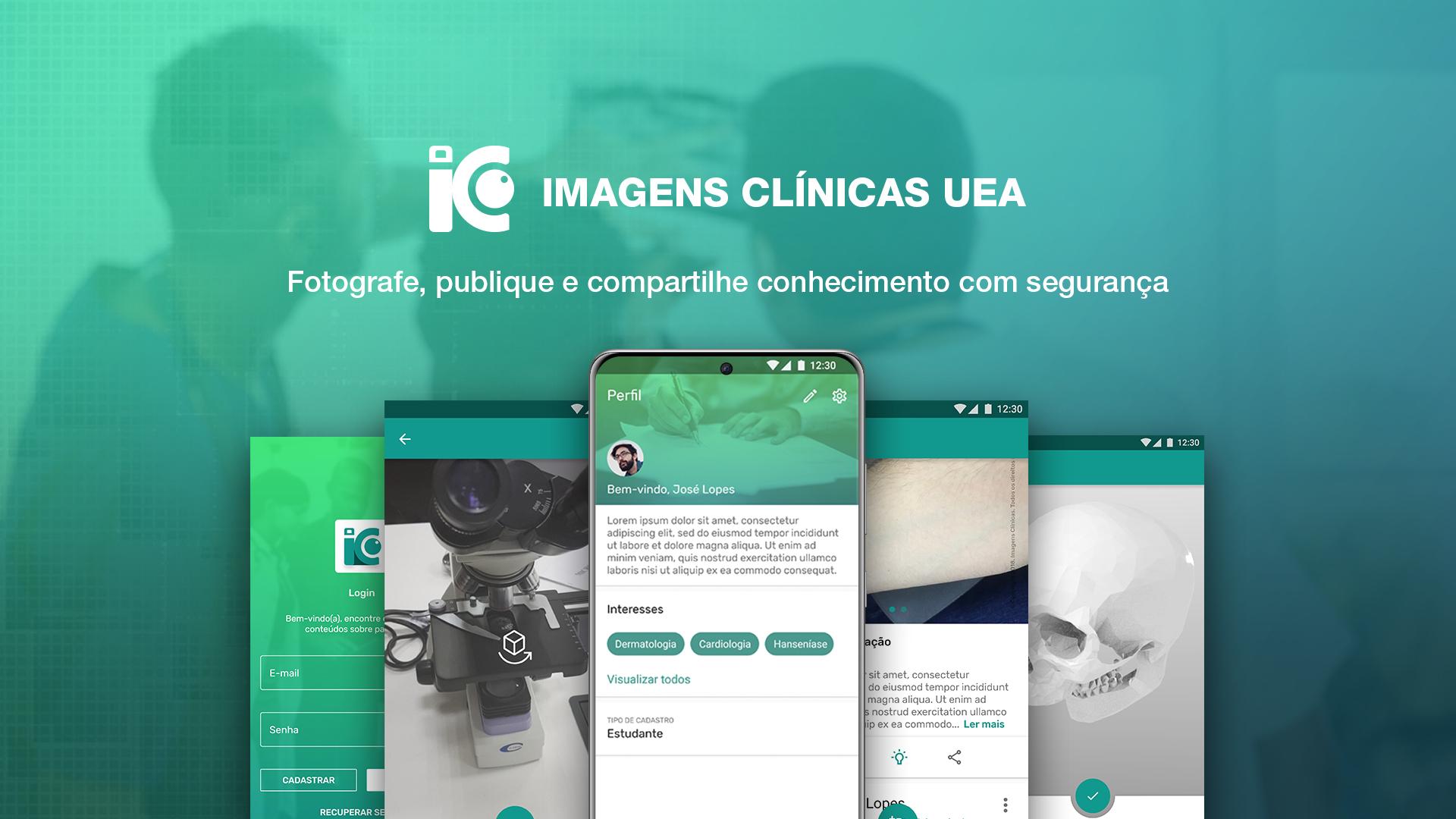 imagens clinicas unasus amazonia